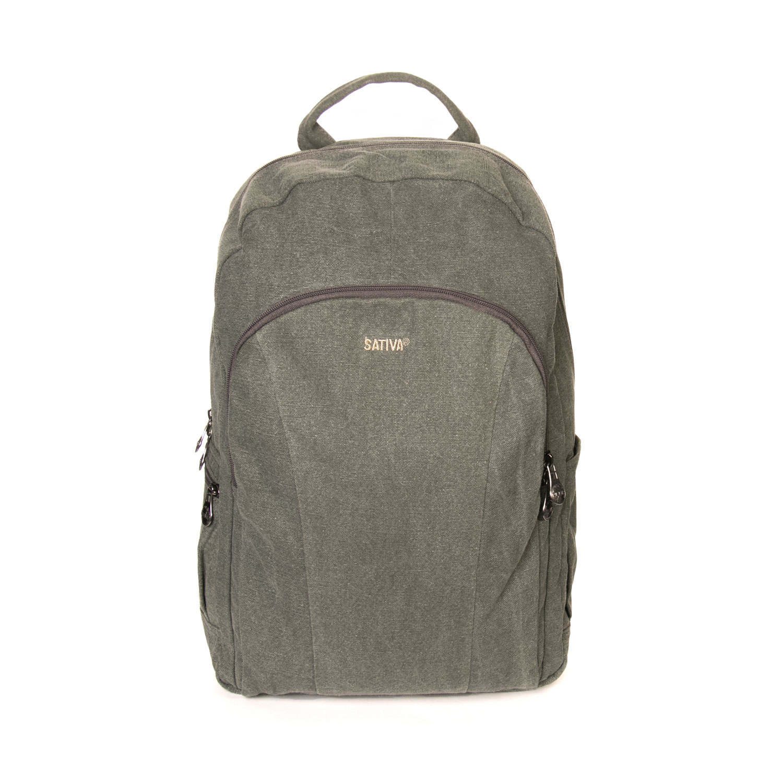 Sativa Hemp Laptop Backpack Bag