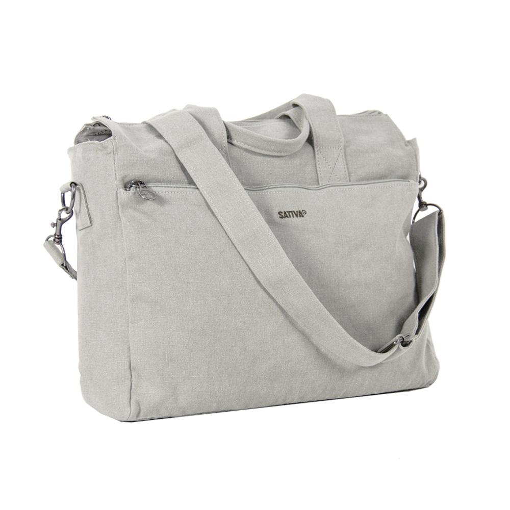 Sativa Hemp Large Laptop Bag