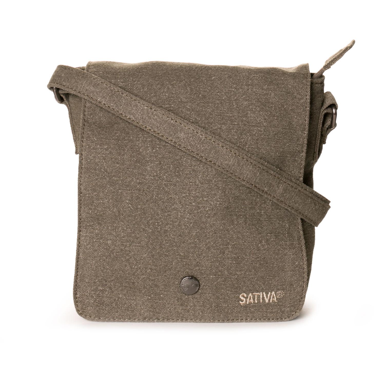 Sativa Hemp Pee Shoulder Bag